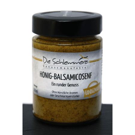 Honig Balsamicosenf