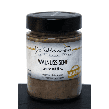 Walnuss Senf