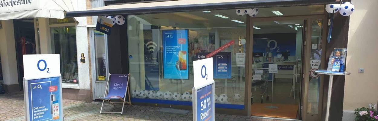 O2 Shop Fritzlar